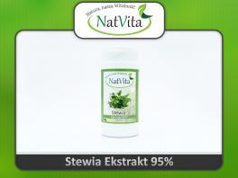 Stevia koncentrat Steviosid ekstrakt Stewia proszek 95% - cena sklep glikozydy stewiolowe
