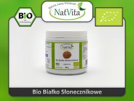 Bio białko słonecznikowe - 45% białka cena sklep