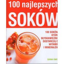100 najlepszych soków - Sarah Owen cena sklep książka
