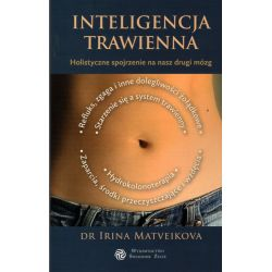 Inteligencja trawienna - Irina Matveikova - książka cena sklep