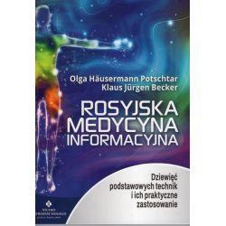 Rosyjska medycyna informacyjna - Potschtar Olga Hausermann, Becker Klaus Jurgen książka cena sklep