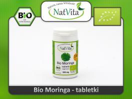 Bio Moringa olejodajna tabletki 500 mg Moringa oleifera - cena sklep