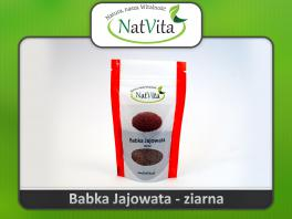 Babka Jajowata ziarna - nasiona całe Psyllium Plantago ovata błonnik cena sklep