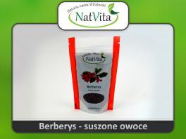 Berberys owoce suszone - cena sklep polska cytryna niesiarkowane kwaśne