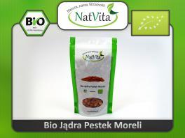 Pestki moreli BIO gorzkie - Amigdalina Witamina B17 cena sklep