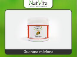 Guarana w proszku - cena sklep proszek naturalna kofeina