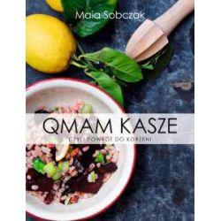 Qmam Kasze Maria Sobczak książka cena sklep
