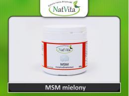 MSM proszek - cena sklep kolagen keratyna metylosulfonylometan