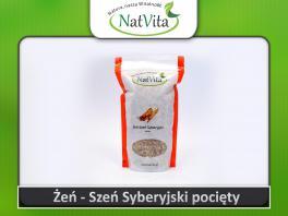 Żeń-Szeń syberyjski korzeń pocięty - cena sklep Eleutherococcus senticosus