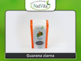 Guarana całe nasiona - cena sklep naturalna kofeina