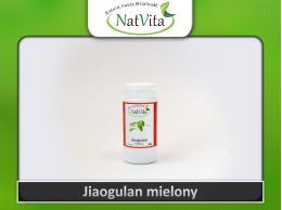 Jiaogulan mielony Gynostemma pentaphyllum zioło nieśmiertelności cena sklep
