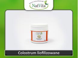 Colostrum - proszek