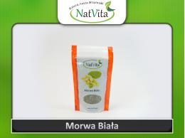 Morwa Biała liście pocięte cena sklep Morus alba