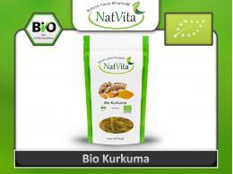 Kurkuma BIO cała - przyprawa cena sklep kurkumina