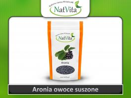 Aronia owoce suszone Photinia melanocarpa cena sklep