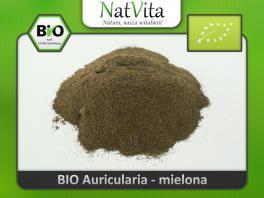 Auricularia grzyb w proszku BIO - cena sklep