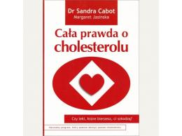 Cała prawda o cholesterolu dr Cabot Sandra, Jasinska Margaret KSIĄŻKA - cena sklep