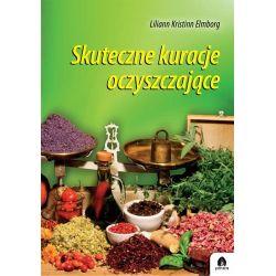 Skuteczne kuracje oczyszczające Liliann Kristinn Elmborg KSIĄŻKA - cena sklep