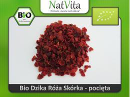Dzika róża skórka BIO pocięta - cena sklep L:WE-8905-12