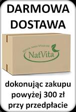 NatVita darmowa dostawa wysyłka