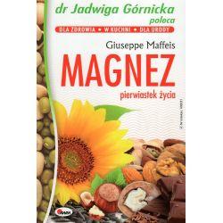 Magnez - pierwiastek życia - Guiseppe Maffeis cena sklep książka