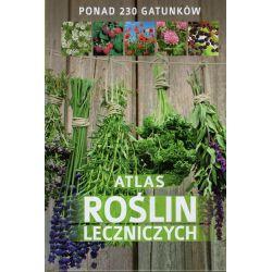 Atlas roślin leczniczych - Małgorzata Mederska książka cena sklep