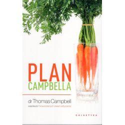 Plan Campbella - Thomas Campbell cena sklep książka