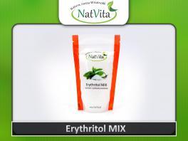 Erythritol + stevia mix ( erytrytol + stewia koncentrat ) - cena sklep