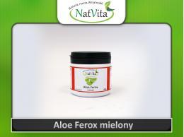 Aloe Ferox ekstrakt proszek - cena sklep