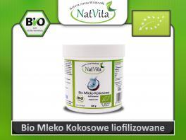 Bio Mleko Kokosowe w proszku liofilizowane cena sklep
