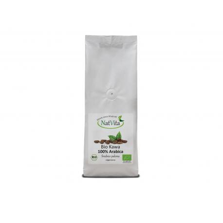 Kawa Bio 100% Arabika ziarna NatVita