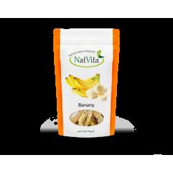 Banany suszone cena sklep przekąska niesiarkowane bez konserwantów banan