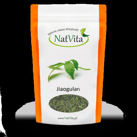 Jiaogulan herbata - cena sklep zioło nieśmiertelności Gynostemma pentaphyllum