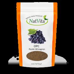 OPC - sproszkowane pestki winogron - cena sklep Polifenole