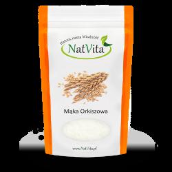Mąka Orkiszowa typ: 700 drobno mielona cena sklep jasna
