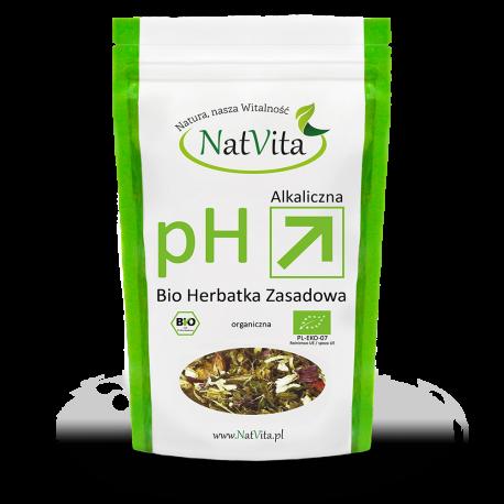Bio Herbatka Zasadowa Równowaga kwasowo-zasadowa cena sklep
