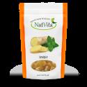 Imbir w kawałkach ostry 10 % fruktozy