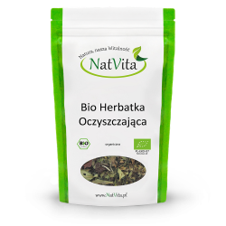 Bio Herbatka Oczyszczająca 100g cena sklep