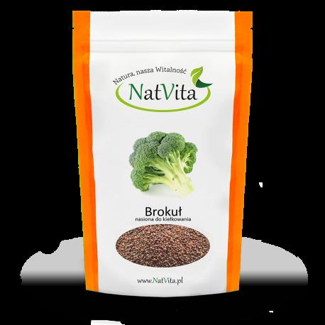 Brokuł nasiona do kiełkowania