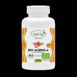 Bio Acerola 18% witamina C kapsułki cena sklep