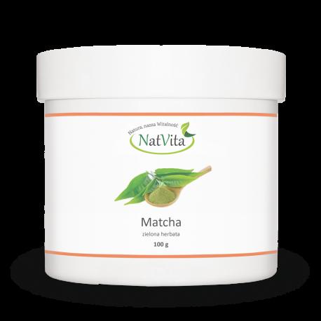 Matcha herbata zielona