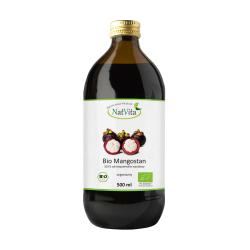 Sok Mangostan BIO cena sklep sok z mangostanu
