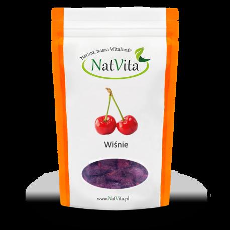 Wiśnie liofilizowane