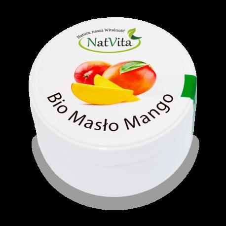 Masło Mango Bio 100g