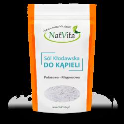 Sól do Kąpeili potasowo - magnezowa