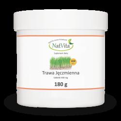 Trawa Jęczmienna Bio 450 mg/400 tabletek