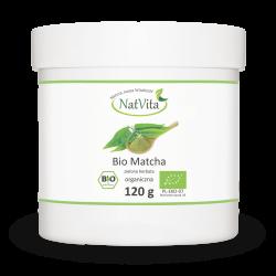 Matcha BIO herbata zielona