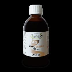 Nano srebro (koloidalne) 100 ppm