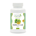 Omega 3 z alg 302 mg / 70 kapsułek softgel