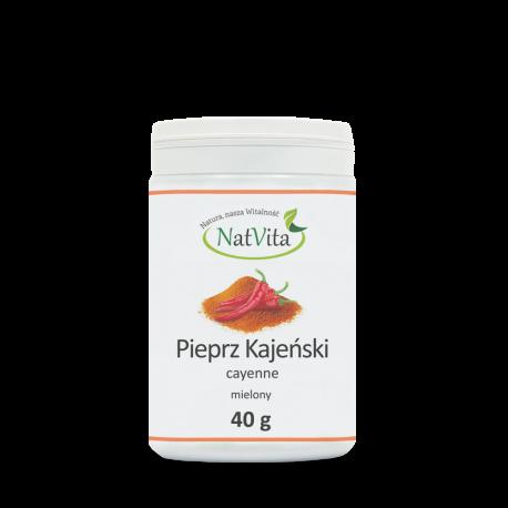 Pieprz Kajeński - cayenne